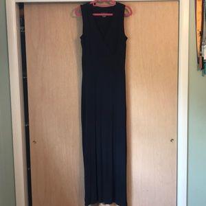 LL BEAN maxi dress